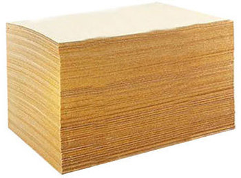 Picture of item 969-662 a CORR SHEETS 8.5X11 E-FLUTE.