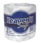 Picture of item 887-502 a Heavenly Soft Bathroom Tissue.  2-Ply.  176 Sheets/Roll.  4 Rolls/Retail Pack.